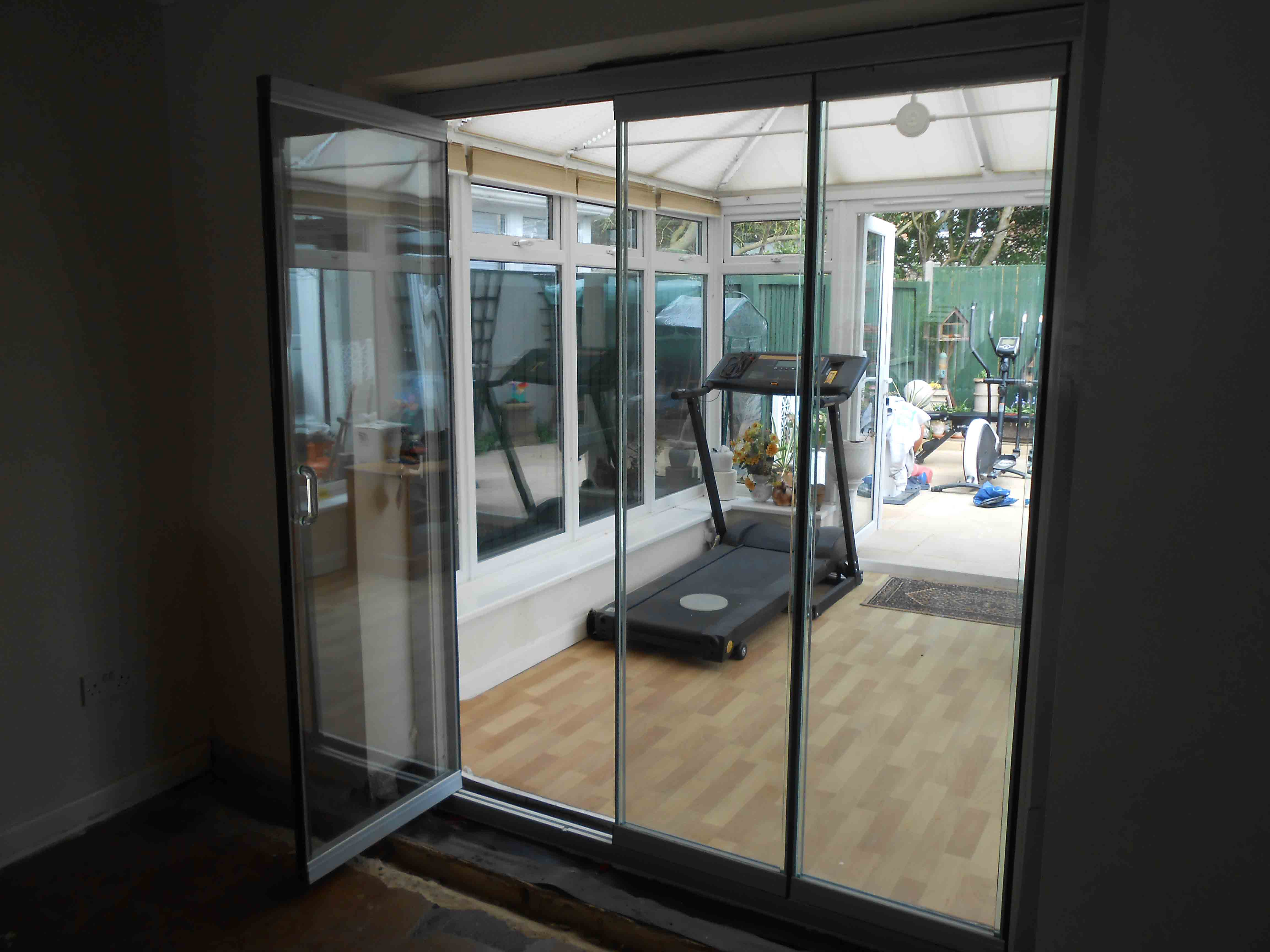 Things to consider when buying bi folding doors