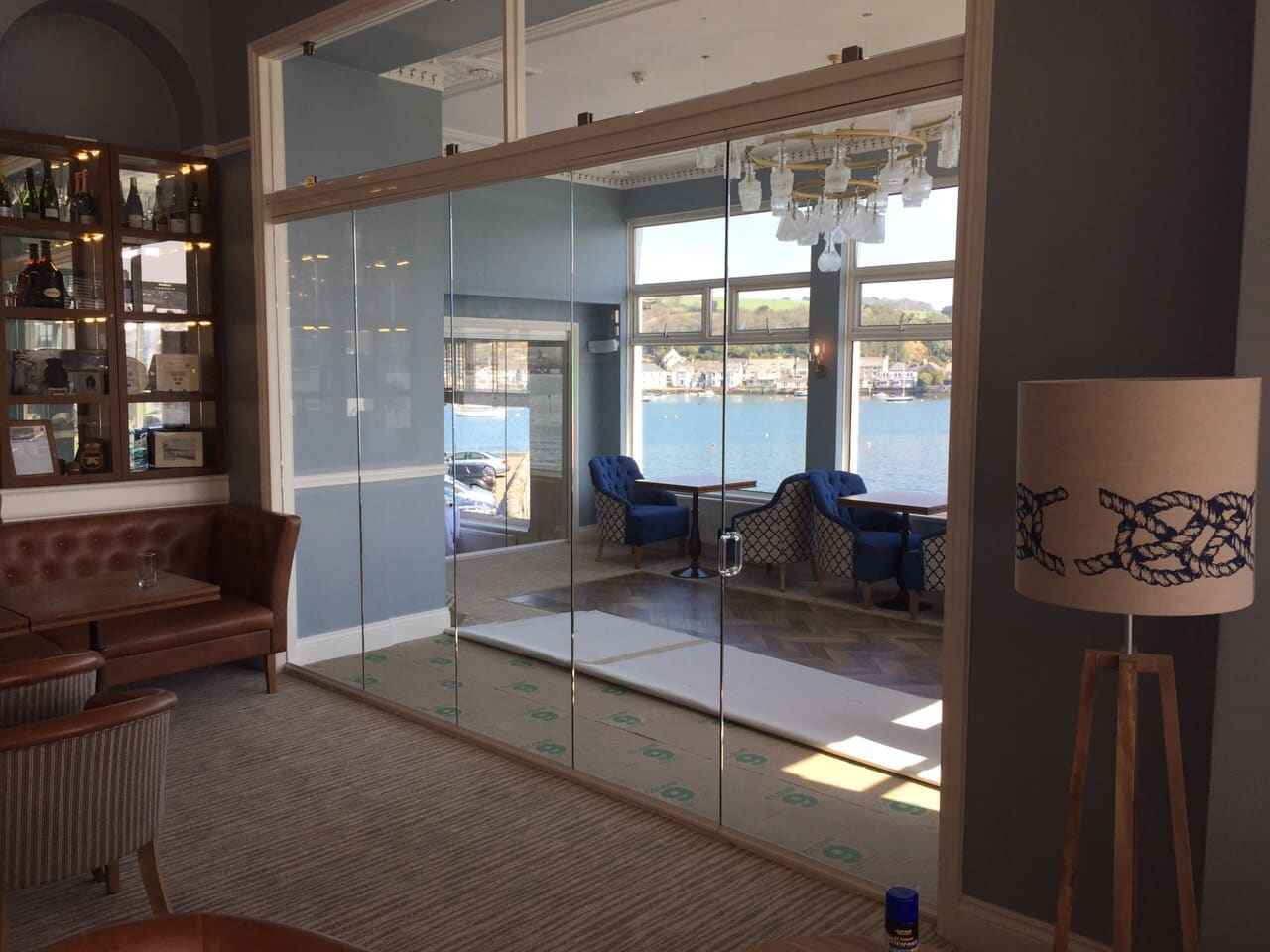 How frameless bifolding doors improve open plan living spaces