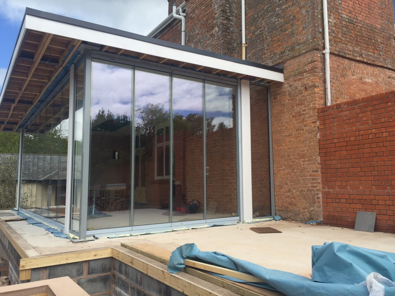 The benefits of slide and turn folding doors