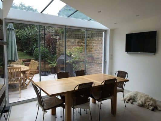 Fitted correctly and by a professional trained installer, your bifolding doors will give you man-years of reliable service.