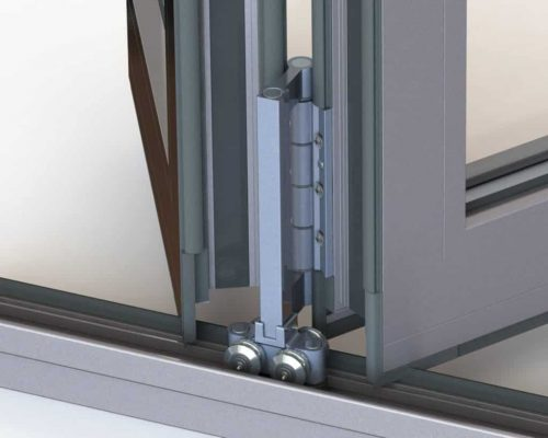 heavy duty door rollers