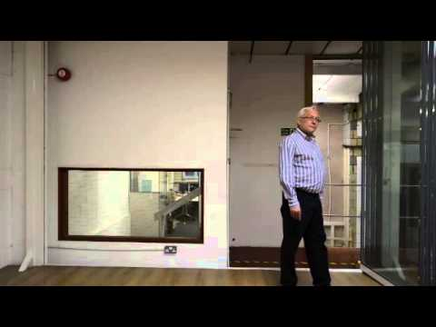 New roller system makes frameless glass curtains doors even more versatile