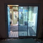 London SW6 3-Panel slide and fold door image 7