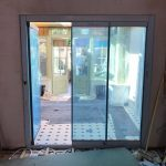 London SW6 3-Panel slide and fold door image 10