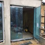 London frameless French Doors image 4