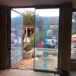 London frameless French Doors image 3
