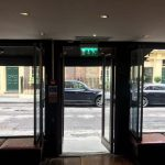 London commercial installation of doors image 3