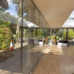 Virginia Water slide and fold doors image 2