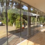 Virginia Water slide and fold doors image 1
