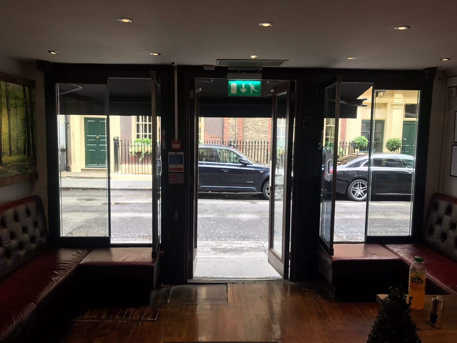 London commercial installation of doors image 8
