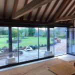 Kent 5-panel slide & fold doors image 9
