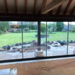 Kent 5-panel slide & fold doors image 10
