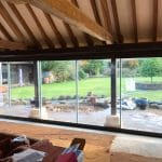 Kent 5-panel slide & fold doors image 12