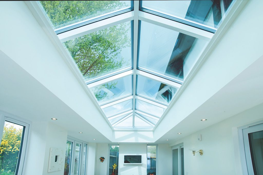 rooflights, skylights and lantern roofs