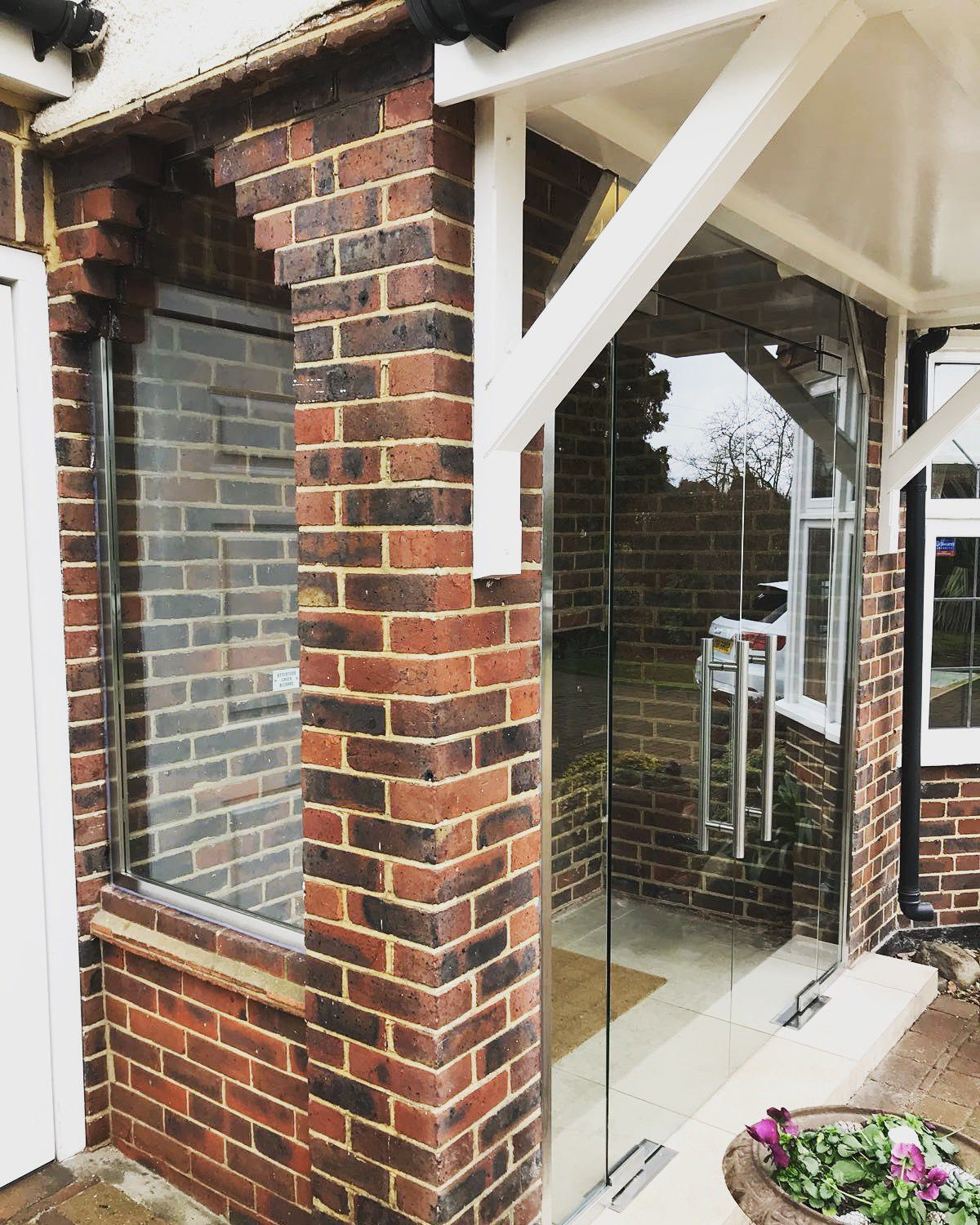 The benefits of a glass porch