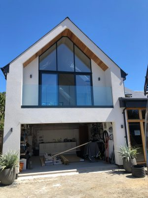 frameless glass balustrades in Kent